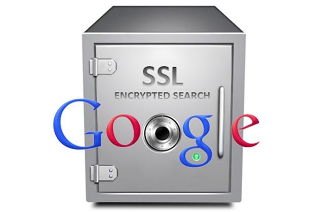 google encrypted-search motor de cautare
