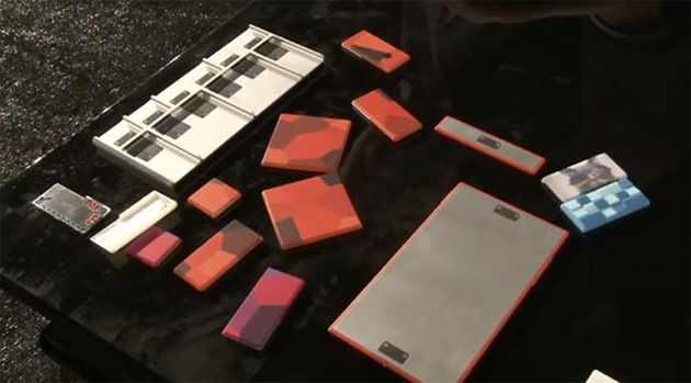 google project ara-demo conferinta