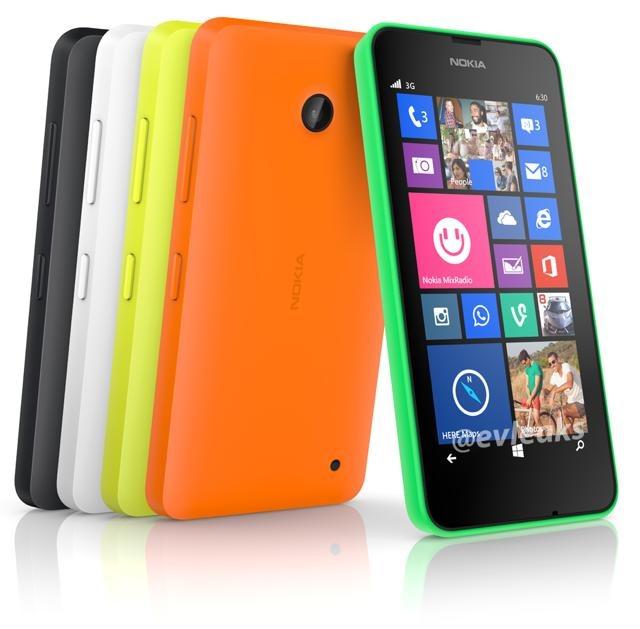 Nokia Lumia 630 ajunge pe internet preinstalat cu WP8.1