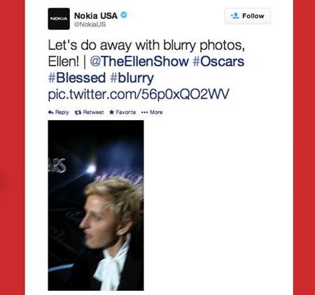 nokia-tweet oscaruri ironie samsung