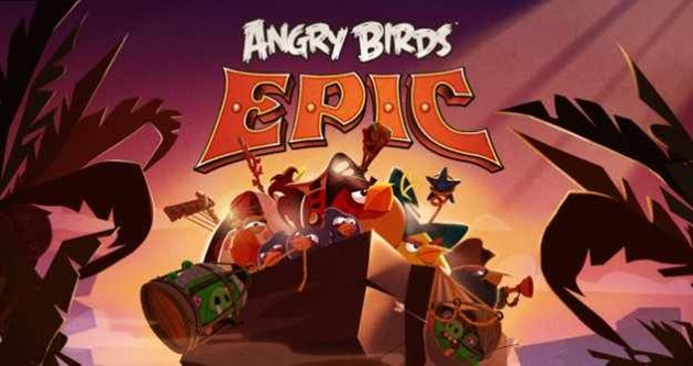 rovio angry-birds-epic turn based rpg