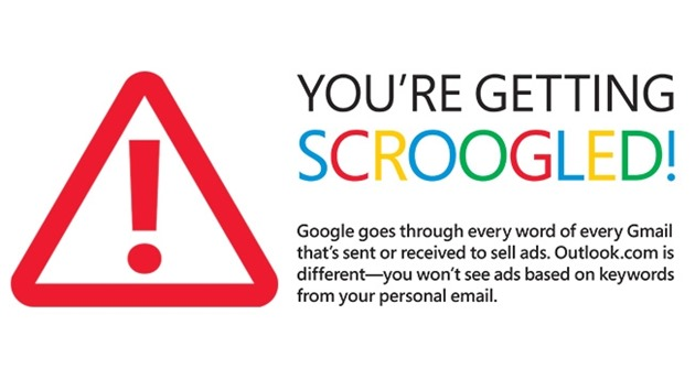 scroogled-gmail microsoft outlook