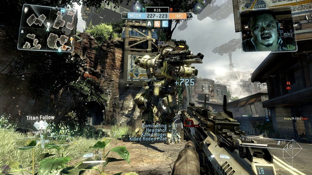 titanfall e3 xbox one trailer