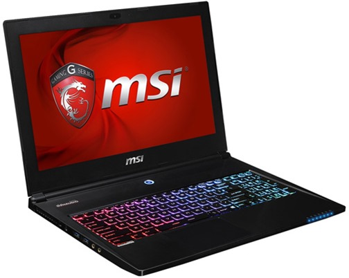 MSI aduce la CeBIT un ultrabook de gaming cu monitor 3K