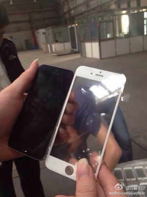 Apple iPhone 6 panou frontal