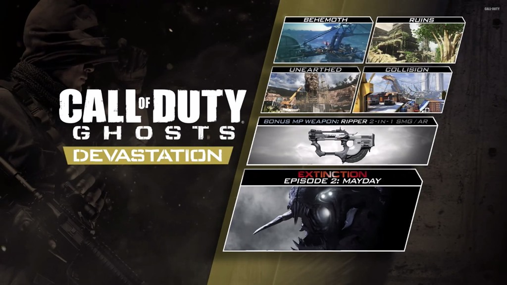 Primul trailer Call Of Duty: Ghosts Devastation promite multe [VIDEO]