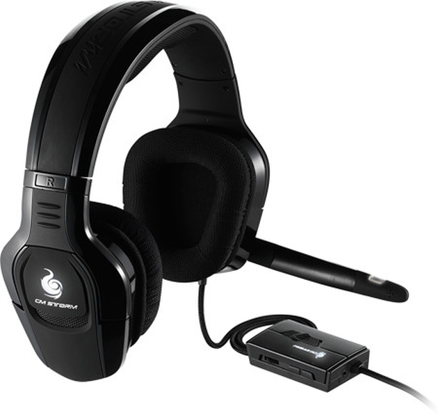 Cooler Master 2.2 Sirus-C Gaming, un nou headset pentru entuziaști