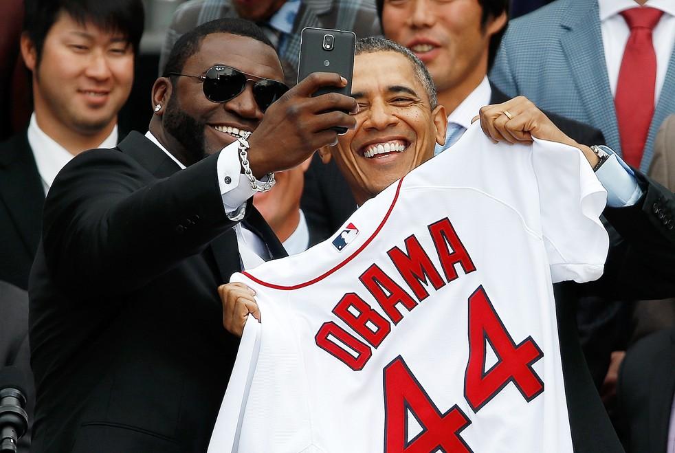 Dezbaterea selfie-ului cu Obama şi Ortiz s-a încheiat cu avocaţi [+VIDEO]