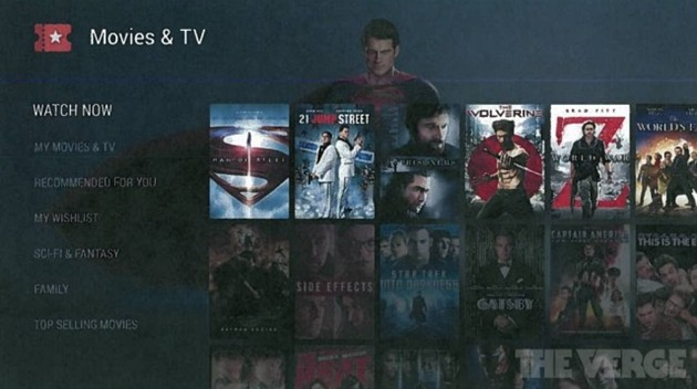 Google Android TV pics