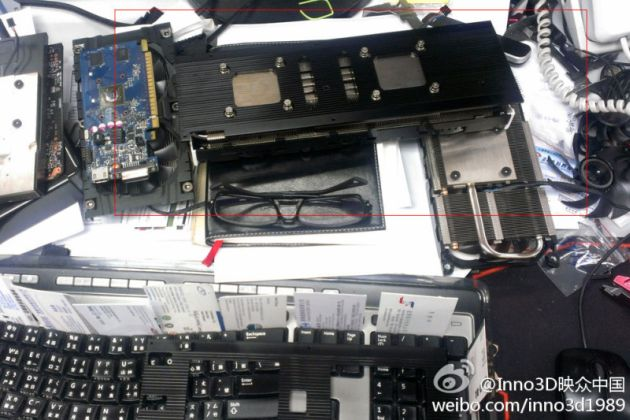 Inno3D GeForce GTX Titan Z HerculeZ Edition vine cu răcire proprietară