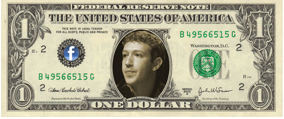 Mark Zuckerberg salariu
