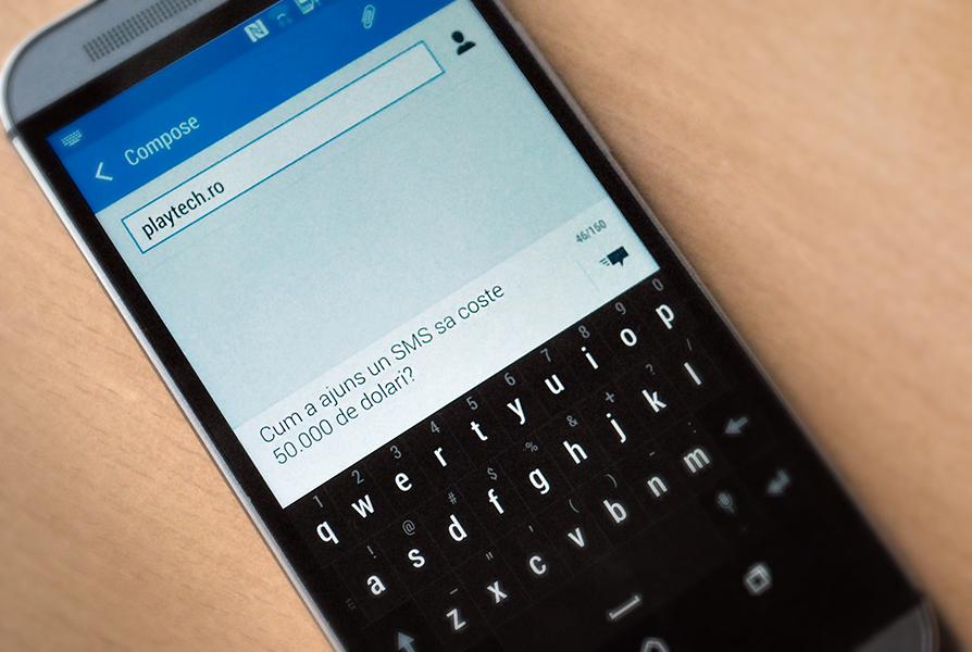 Mesaje HTC One m8