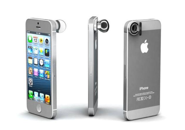Peek-I, un gadget pentru iPhone ce permite fotografiere… pe furiș