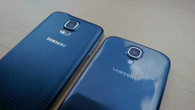 Samsung Galaxy S5 vs S4 (6)