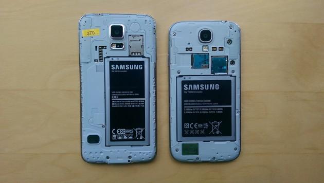 Samsung Galaxy S5 vs S4 (7)