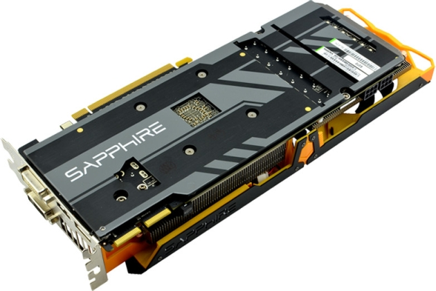 Sapphire Radeon R9 270X Black Diamond  2