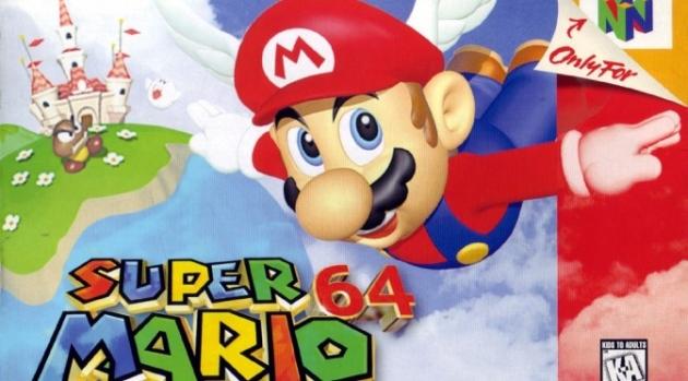 Super Mario 64 primește suport pentru Oculus Rift [VIDEO]