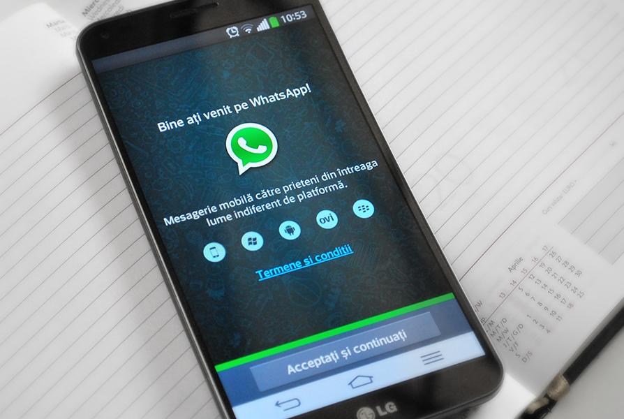 WhatsApp depaseste recorduri