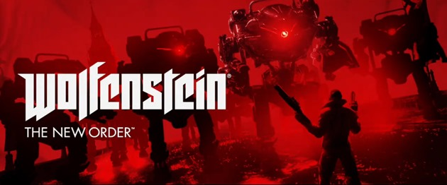 Wolfenstein The New Order Bethesda