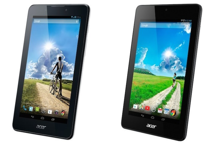 Noile tablete accesibile de la Acer: Iconia One 7 şi Iconia Tab 7
