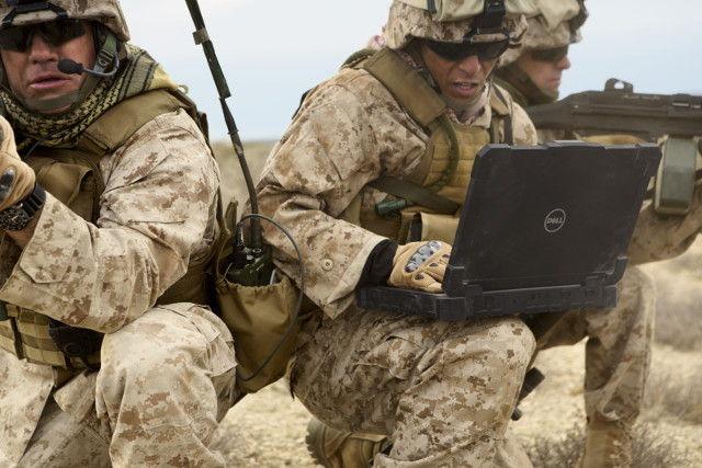 Sistemele portabile Dell Latitude Rugged Extreme sunt perfecte pentru război