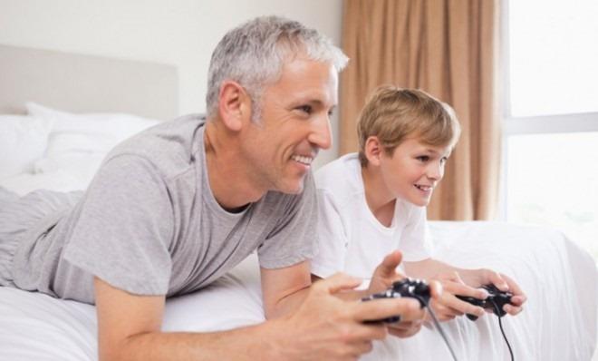 Argument pentru părinţi: Gamingul este mai sănătos decât privitul la TV