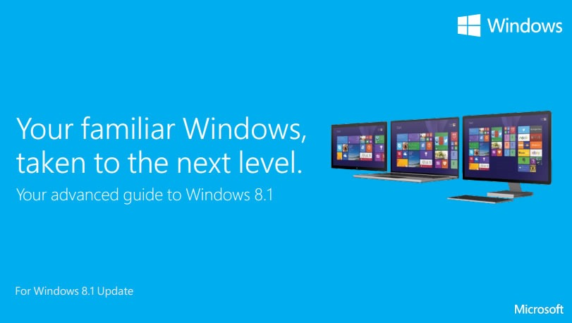 Microsoft a lansat oficial update Windows 8.1 – este obligatoriu