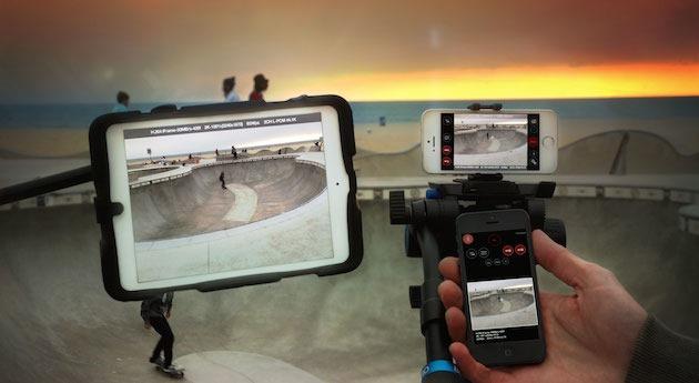 Aplicația Ultrakam reinventează toate abilităţile de filmare ale unui iPhone
