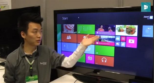 Microsoft lucrează la Live Tile-uri interactive în Windows [VIDEO]