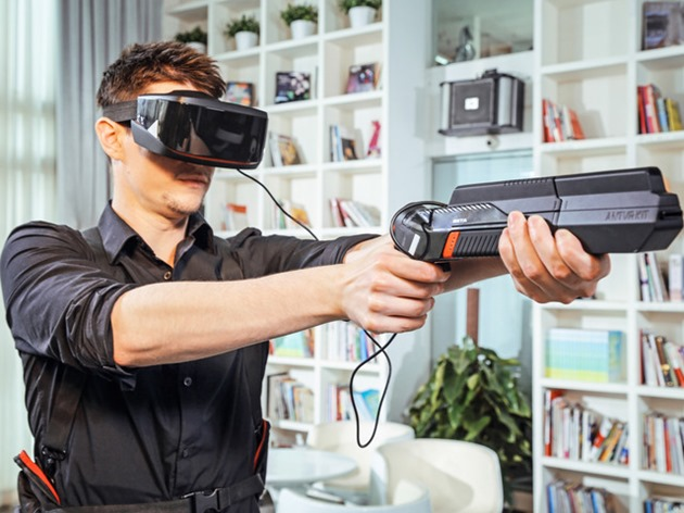 ANTVR Kit realitate virtuala alternativa Oculus Rift 1