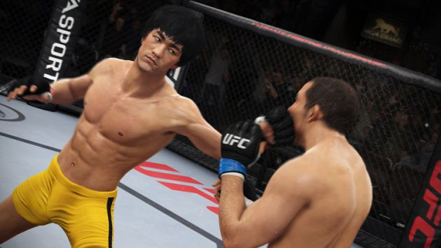 Bruce Lee apare în primul trailer EA Sports UFC [VIDEO]