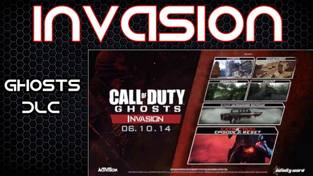 Call Of Duty Ghosts Invasion
