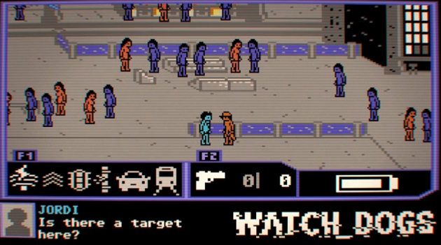 Commodore 64 Watch Dogs 1989