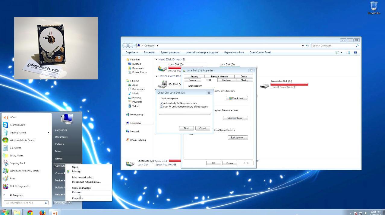 TUTORIAL: Cum îmbunătățești performanța HDD-ului direct din Windows