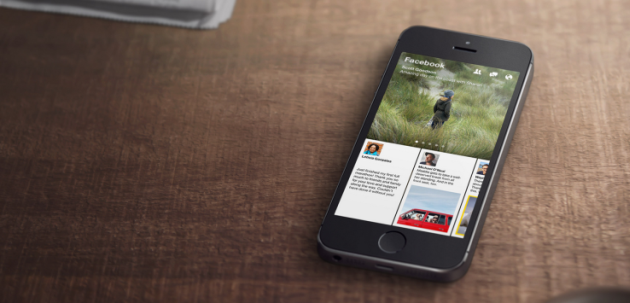 Facebook oferă codul sursă pentru animația din aplicația Paper