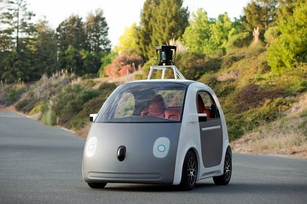 GM Google Car