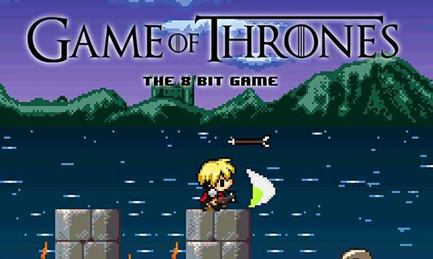 Game-of-Thrones-8-Bit-Video-Game ms dos geroge r.r. martin