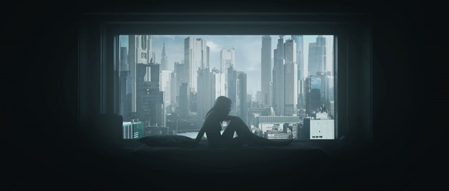 Ghost in the shell filme animatie 2