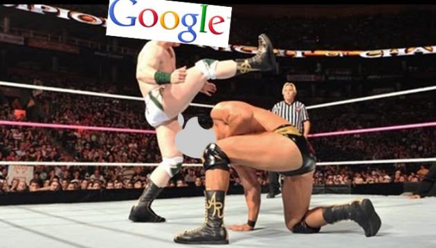 Google invinge Apple