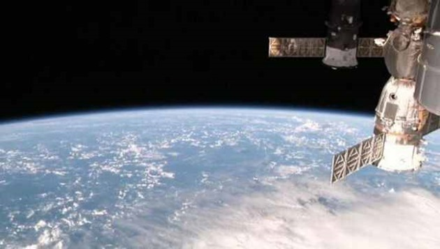 ISS HD streaming spatiu