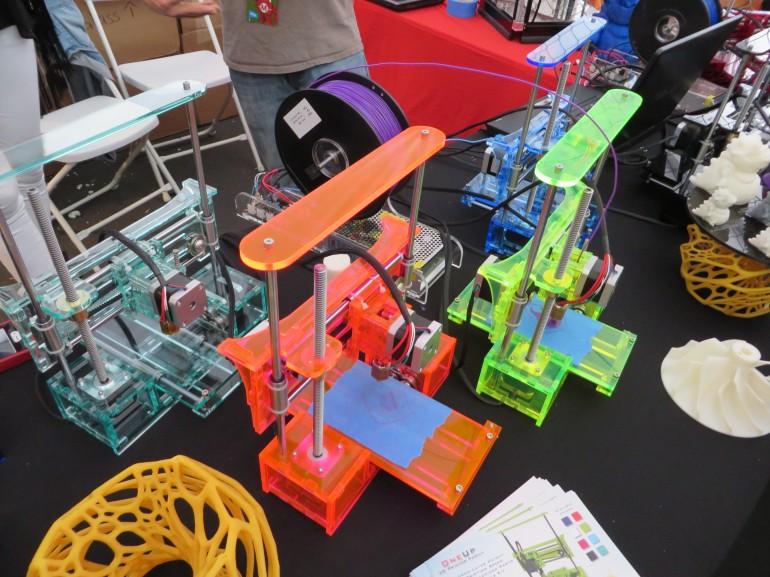 QU-DB – Un alt proiect Kickstarter ne aduce cea mai ieftină imprimantă 3D din lume
