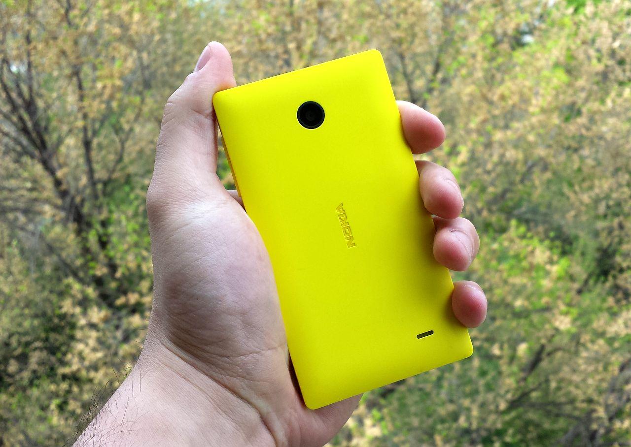 """Nokia X – Dual SIM-ul ca o """"tabletă de ciocolată"""" [REVIEW]"""