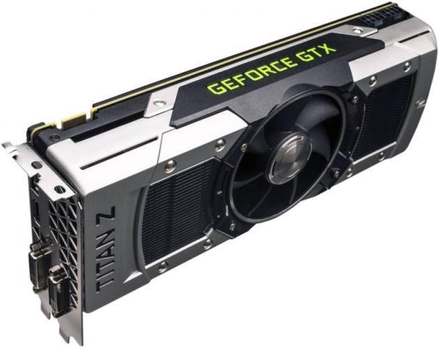 Nvidia Titan Z a fost amânată pentru o perioadă nedefinită