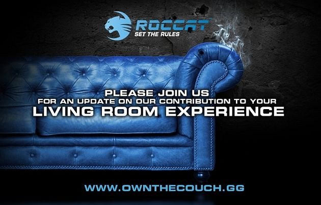 Roccat Own The Couch
