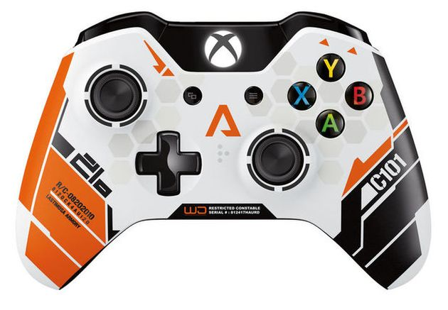 Titanfall Controller Xbox One