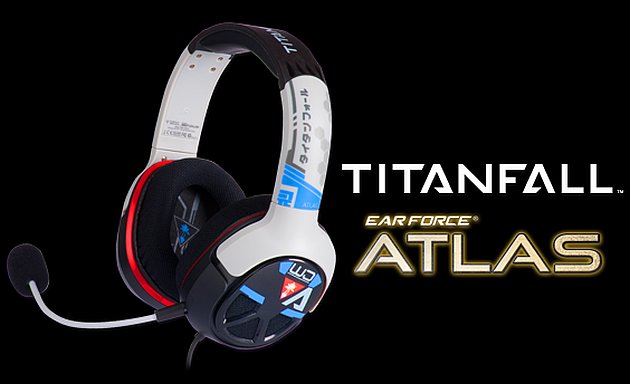 Turtle Beach Titanfall Atlas