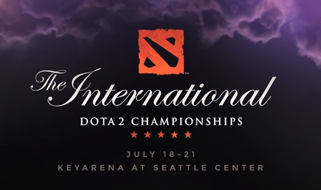 Valve DOTA 2 the international