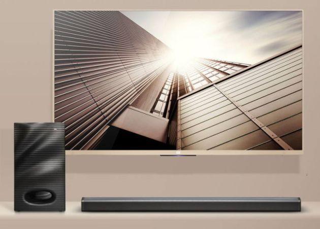 Xiaomi Mi TV 2 este un TV 4K ce costă doar 640 dolari