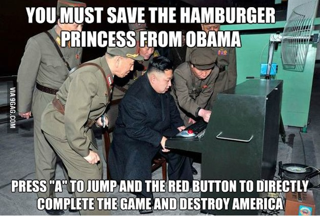 kim-jong-un-game Glorious Leader! arcade