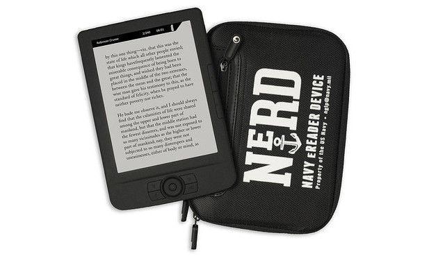 """NeRD este un eBook reader """"prost şi sigur"""""""